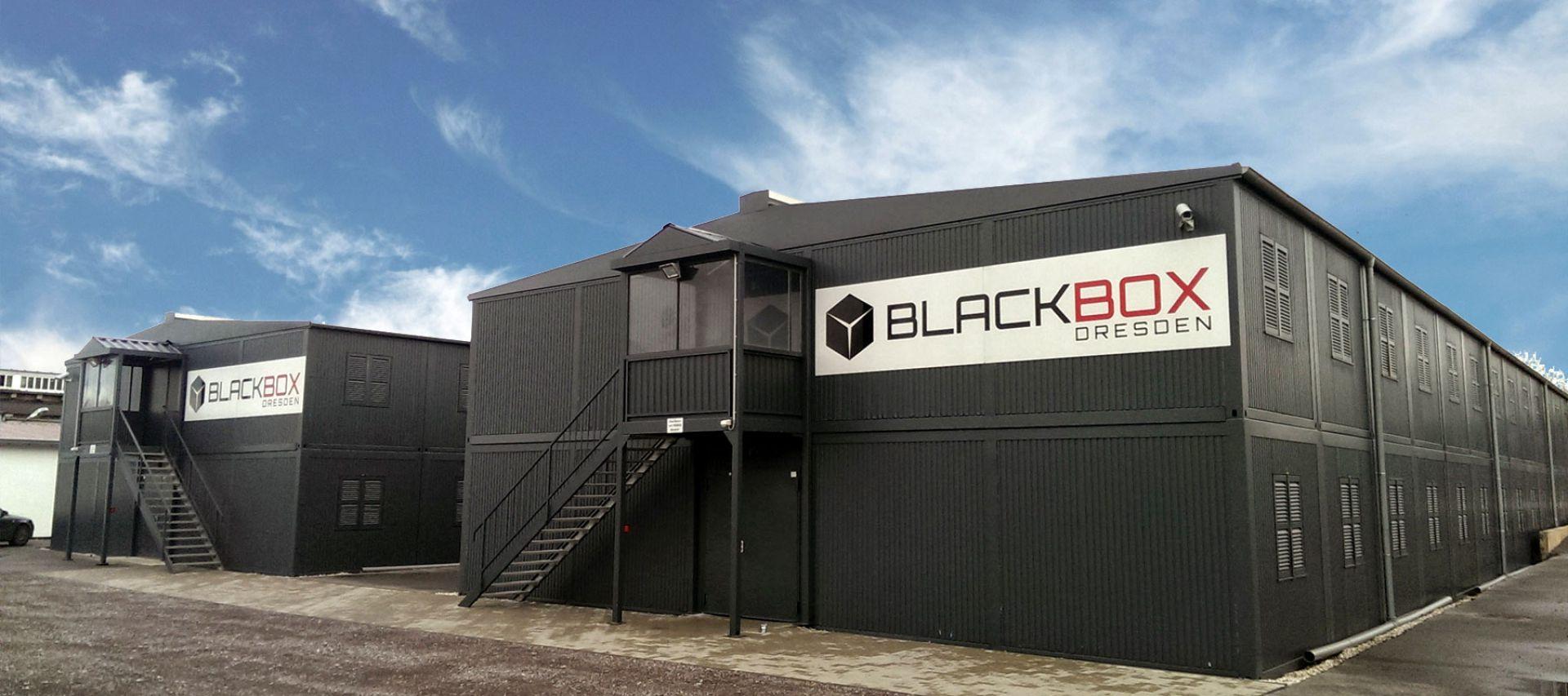 lagerbox lageraum mieten in dresden blackbox lagerbox dresden. Black Bedroom Furniture Sets. Home Design Ideas